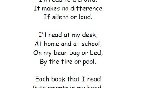 Read Across America Readers Oath